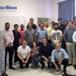 Produção e Controle de Qualidade de Blocos e Pisos de Concreto – Ribeirão Preto SP |  Dezembro 2016